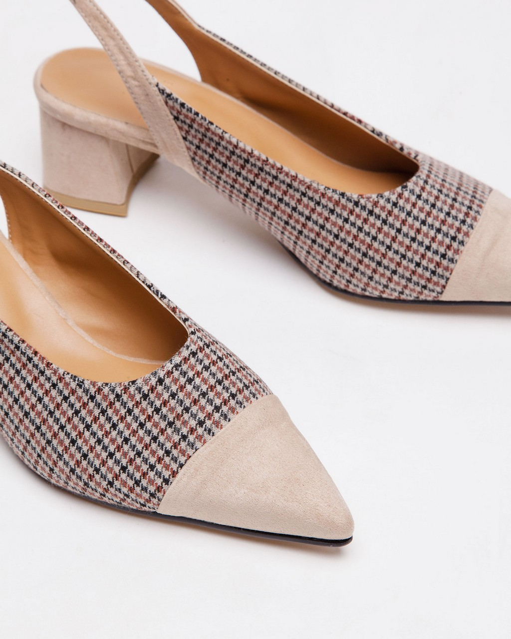 Tagtraume Barry-02 - Beige Check(베이지 체크)