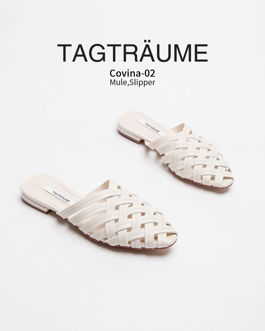 Tagtraume Covina-02 - Ivory(아이보리)