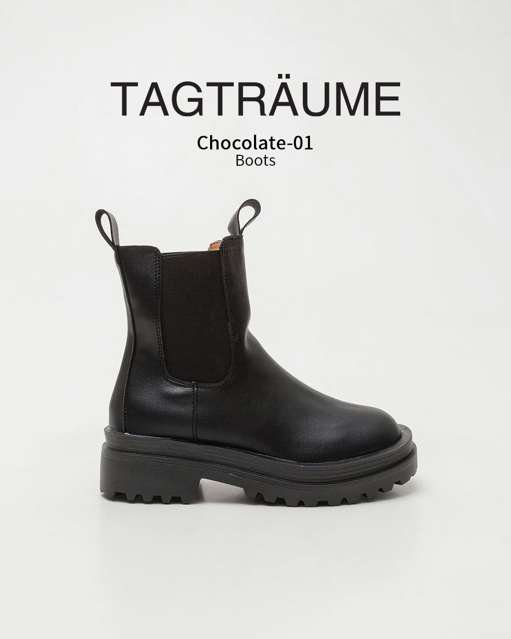 Tagtraume Chocolate-01 - Black(블랙)